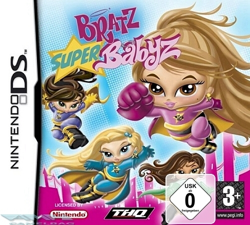 BRATZ SUPER BABYZ Nintendo DS NEU/OVP DEUTSCHE VERSION