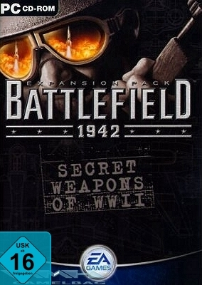 BATTLEFIELD 1942: SECRET WEAPONS OF WWII AddOn PC NEU