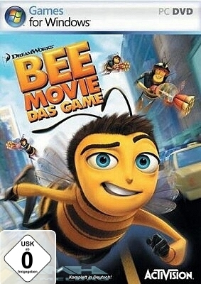 BEE MOVIE – DAS GAME für PC NEU/OVP