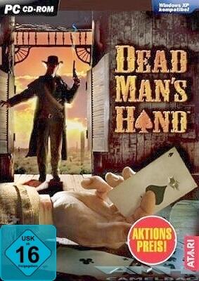 نتیجه تصویری برای Dead Man's Hand pc