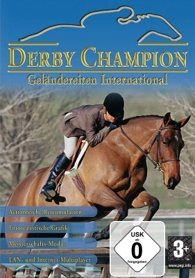 DERBY CHAMPION GELÄNDEREITEN INTERNATIONAL PC NEU/OVP
