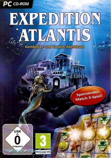 EXPEDITION ATLANTIS für PC NEU/OVP