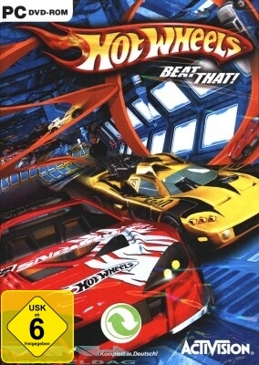 HOT WHEELS – BEAT THAT ! für PC NEU/OVP