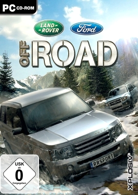 LANDROVER OFFROAD OFF ROAD – Rally Spiel PC NEU/OVP