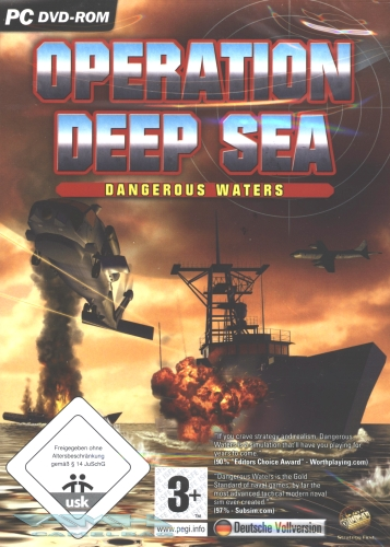 OPERATION DEEP SEA – DANGEROUS WATERS für PC NEU/OVP