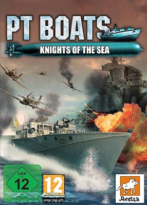 PT BOATS – KNIGHTS OF THE SEA für PC NEU/OVP