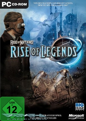 Rise of Nations: RISE OF LEGENDS für PC NEU/OVP