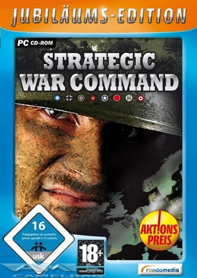 STRATEGIC WAR COMMAND – JUBILÄUMS EDITION PC NEU/OVP