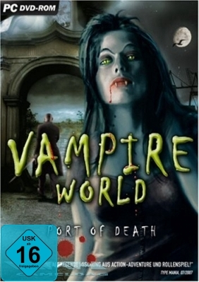 VAMPIRE WORLD - PORT OF DEATH für PC NEU/OVP
