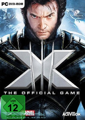 X-MEN – THE OFFICIAL GAME für PC NEU/OVP