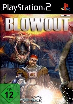 BLOWOUT für Playstation 2 PS2 NEUWARE