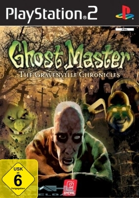 GHOST MASTER THE GRAVENVILLE CHRONICLES für PS2 NEU/OVP