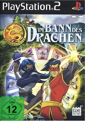 IM BANN DES DRACHEN – THE LEGEND OF THE DRAGON PS2 NEU