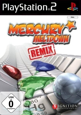 MERCURY MELTOWN REMIX für Playstation 2 PS2 NEU/OVP