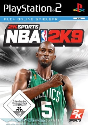 NBA 2K9 BASKETBALL PS2 NEU/OVP