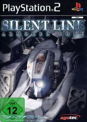 SILENT LINE – ARMORED CORE Playstation 2 PS2 NEU/OVP