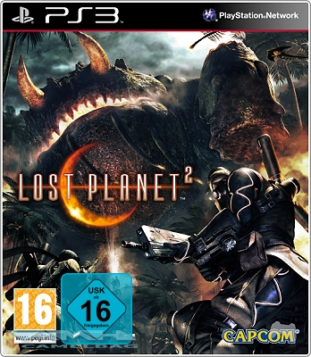 LOST PLANET 2 für Playstation 3 PS3 NEU/OVP