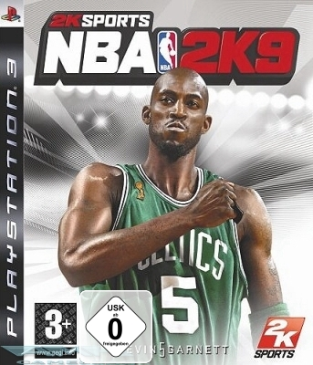 NBA 2K9 BASKETBALL für Playstation 3 PS3 NEU/OVP/EU-VERSION