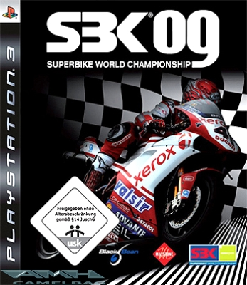 SBK 09 SUPERBIKE WORLD CHAMPIONSHIP 2009 PS3 NEU/OVP
