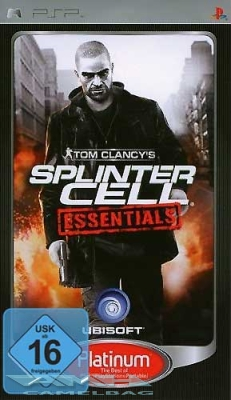 Tom Clancy's SPLINTER CELL ESSENTIALS Sony PSP NEU/OVP