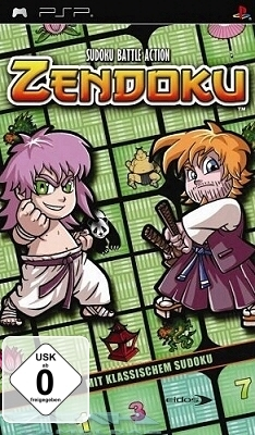 ZENDOKU – SUDOKU BATTLE ACTION SONY PSP NEU/OVP