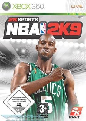 NBA 2K9 BASKETBALL XBOX 360 NEU/OVP DEUTSCHE VERSION