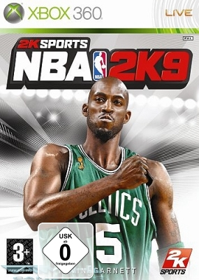 NBA 2K9 BASKETBALL für XBOX 360 NEU/OVP/EU-VERSION